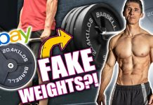 "Jeff Cavalier - ATHLEAN-X ""Fake Weights"" Exposed! 