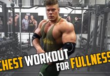 FULL CHEST WORKOUT For FULLNESS | Classic Bodybuilding
