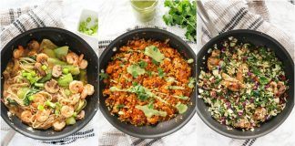3 MUST TRY Healthy One Pan Meals | easy paleo recipes