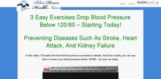 High Blood Pressure - Blue Heron Health News