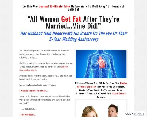 Fat Shrinking Signal
