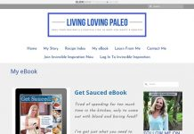 My eBook - Living Loving Paleo