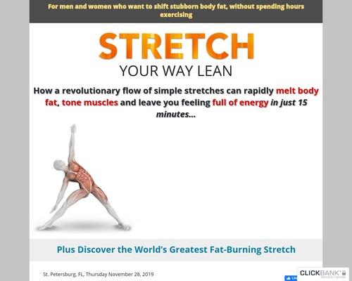 Metabolic Stretching