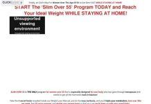 SLIM OVER 55 Program at 85% OFF