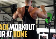 Back + Rear Delt Routine | Banded HOME Workout