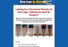 Bow Legs No More - How to Straighten Your Legs Without Surgery!