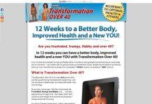"transformationover40.com  Shari Fitness Presents ""Transformation Over 40"" Fat Loss Over 40"