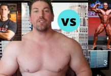 AthleanX - Jeff Cavaliere Vs. Coach Greg - Greg Doucette    Fake Weight Controversy