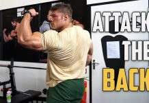 BACK ATTACK - Full Thickness Routine Explained