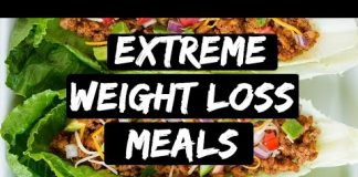 Extreme Weight Loss Meals - Lean Low Carb Tacos
