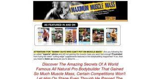 Maximum Muscle Mass