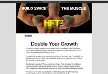 HFT2 - | Build 2WICE the Muscle | Chad Waterbury