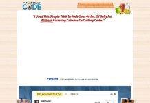 The Flat Belly Code - The Easiest Way To Get A Flat Belly At Any Age