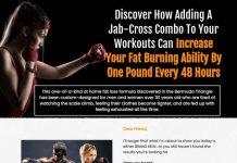 FightBody Formula - Increase Your Fat Burning Ability