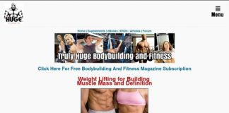 Weight Lifting Programs To Build Muscle And Lose Fat