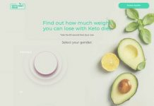 Keto Diet Simplified | Highest Converting Diet & Weight Loss Offe.