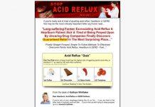 Stop Acid reflux Now! - Acid Reflux, GERD and Heartburn Relief