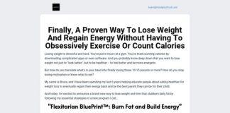 Flexitarian BluePrint™: Lose Weight and Regain Your Energy Through Flexitarianism | mindplusfood