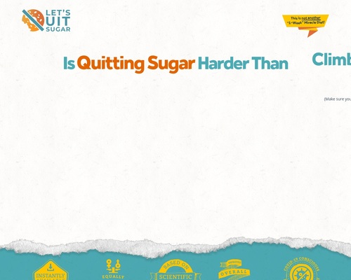 Let's Quit Sugar - Video2 - Let's Quit Sugar