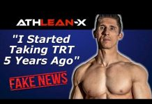 """Athlean-X Admits He's On TRT In """"Leaked Footage""""? (FAKE Audio)"""