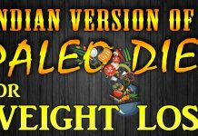 Indian Paleo Diet Plan for Weight Loss