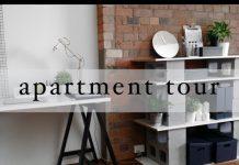 Apartment Tour // Rachel Aust