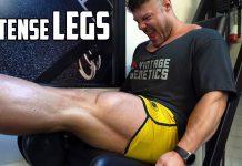 FULL Workout For LEG GROWTH - Exercises Explained