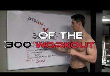"AthLEAN-X ""300"" Spartan Body Workout"