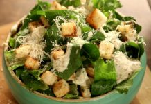 Caesar Salad Recipe | Homemade Caesar Salad | The Bombay Chef - Varun Inamdar