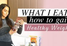 Vegan Diet - How To Gain Healthy Weight With A High Metabolism (NEW)