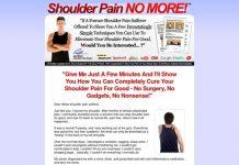 Shoulder Pain No More (tm): Top Shoulder Pain Healing Product On CB