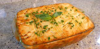 Keto vegan shepherd's pie   Keto Christmas recipe