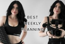 Get Your Life Together - How I Plan My Week!