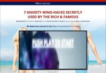 7 Anxiety Mind Hacks = 90% Commissions - For The Anxiety Pandemic