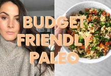 What I Eat in a Day Paleo on a Budget