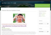 Products/Services/ClickBank E-Book | Alfred Health Care