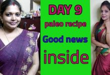 DAY 9 |Good news about paleo diet watch till end|paleo diet