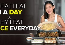 Why I Eat RICE Everyday to Lean Up + Meal Prep | Joanna Soh