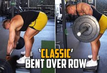 *CLASSIC* Bent Over Row | Exercise Tutorial