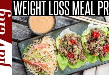 Two Easy Healthy Recipes For Losing Weight - Tasty Weight Loss Recipes
