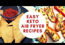 Easy Keto Air Fryer Recipes 2020