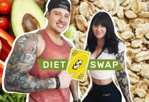 I SWAPPED DIETS with my boyfriend for 24 HOURS 🤮
