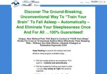 The Insomnia Program cb | Blue Heron Health News