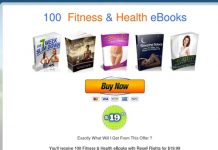 E 100 Fitness And Health eBooks