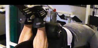 Hamstrings 'n Calfs Routine for Building Quality Mass
