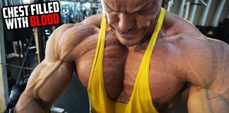 Chest Workout for FULLNESS | Olympia Prep with Wesley Vissers