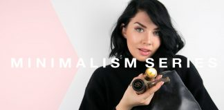 Decluttering My Makeup Collection [Minimalism Week Day 1]