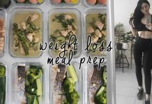 Simple Low Carb Meal Prep | What I Eat to Stay Lean & Healthy | Lunch, Dinner & Snacks