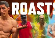 Athlean-X Roast Compilation - Best of Jeff Cavaliere References