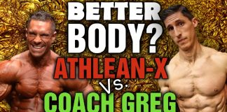Who has the BEST Body || Athlean-X  OR Coach Greg???